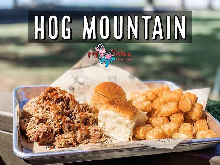 Looks absolutely delicious, can't wait to visit Pig Tales Lake Lanier!