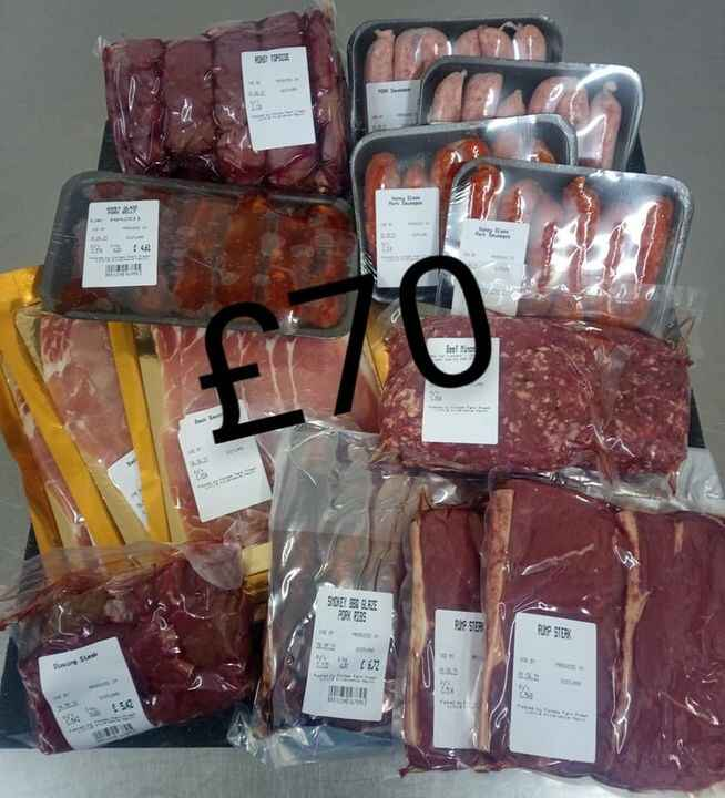 🥩 Weekend Meat Packs 🥩Our packs are proving very popular so this week we have not 1 but 2! We have 4 of each packs for s...