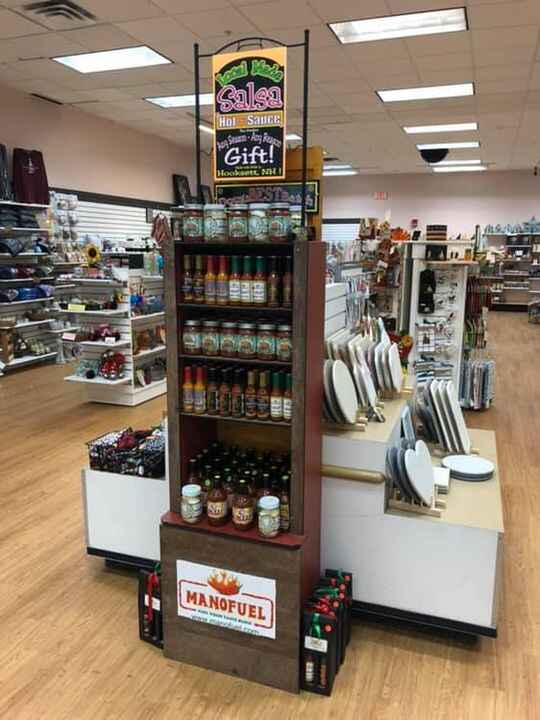 """Grand Reopening of Manchester Craft Fair! """"MALL of NEW HAMPSHIRE """"SALSA 🌶 HOT SAUCE 🌶 BBQ SLATHER 🌶  PICKED EGGS 🌶  GIFT..."""
