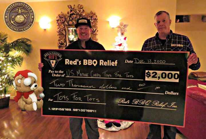 We created a 501(c)3 to positively affect our community! This is what BBQ & Pizza does, we are United for the love of gr...