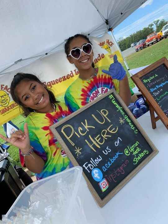 """""""Another great day @ the market!!! Thank you to all the folks who came out for a refreshing lemonade!! It's A pleasure t..."""