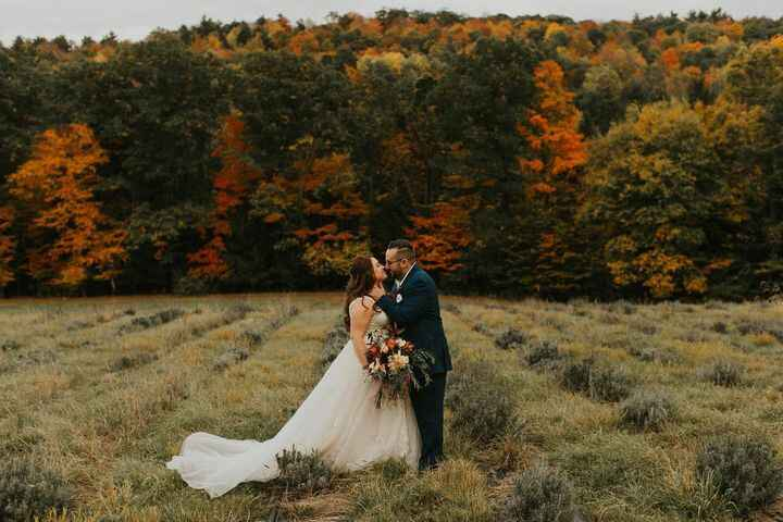 The days are getting shorter & we are  enjoying all the fall colors that are so beautiful this year 🍂🍁  We are so blesse...